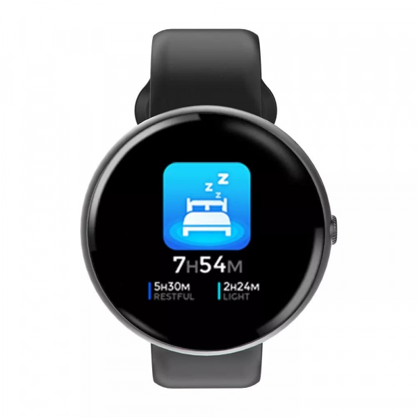 Smartwatch AllCall AC01, LCD TouchScreen 1.3inch, Ritm Cardiac, Fitness Tracker, Bluetooth 4.0, Waterproof IP68, 150 mAh 7