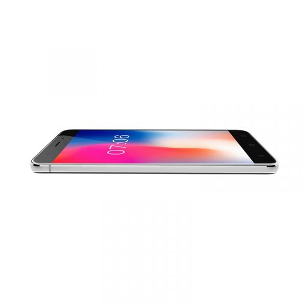 Telefon mobil AllCall Madrid 3G, Ecran Curbat 5.5 inch, Android 7, QuadCore, 1GB RAM 8GB ROM, OTG, 8 MP, Dual Sim 4