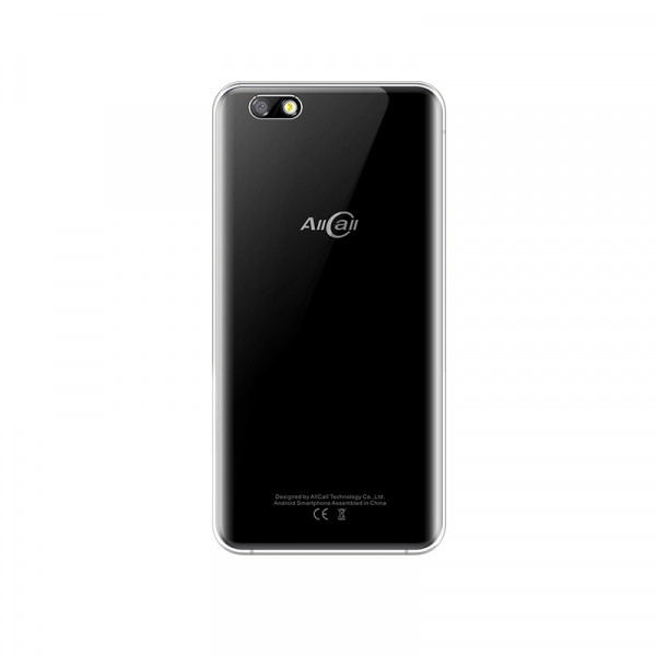 Telefon mobil AllCall Madrid 3G, Ecran Curbat 5.5 inch, Android 7, QuadCore, 1GB RAM 8GB ROM, OTG, 8 MP, Dual Sim 7