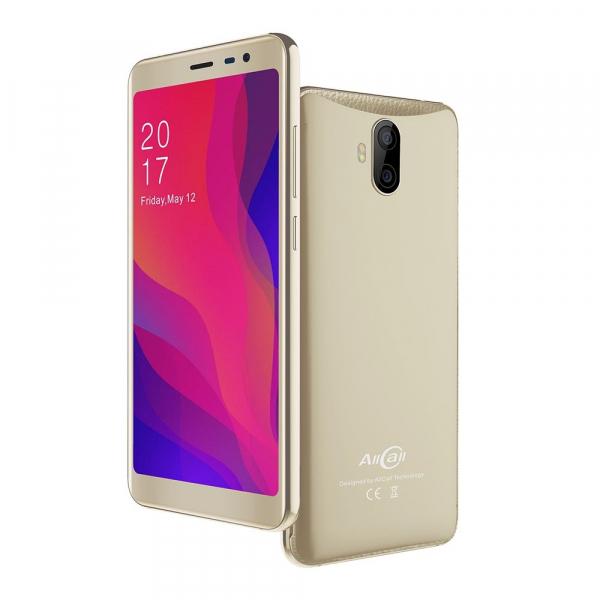 Telefon mobil AllCall Rio X, Camera dubla, Dual SIM, Android 8.1, 1 GB RAM, 8 GB ROM 4