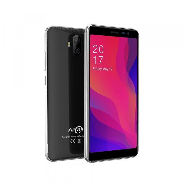 Telefon mobil AllCall Rio X, Camera dubla, Dual SIM, Android 8.1, 1 GB RAM, 8 GB ROM 1