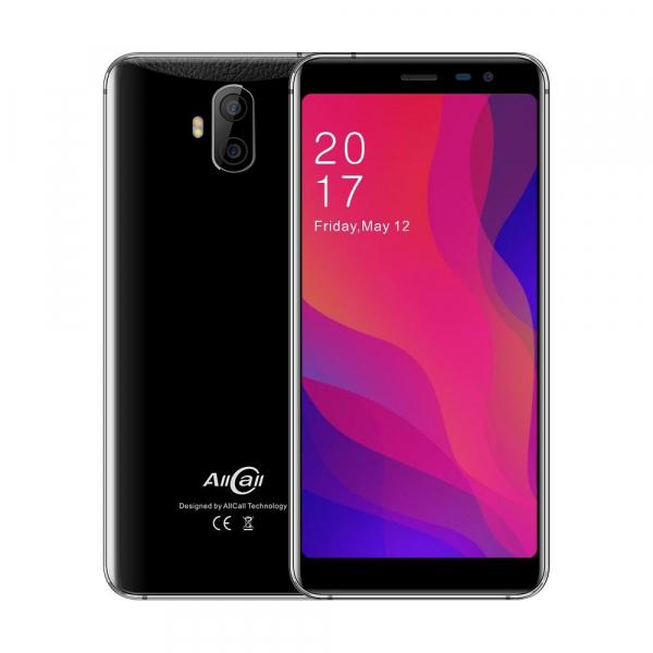 Telefon mobil AllCall Rio X, Camera dubla, Dual SIM, Android 8.1, 1 GB RAM, 8 GB ROM 3