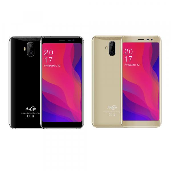Telefon mobil AllCall Rio X, Camera dubla, Dual SIM, Android 8.1, 1 GB RAM, 8 GB ROM 7