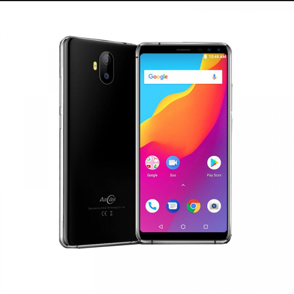 Telefon mobil Allcall S1 3G, Android 8.1, 2GB RAM 16GB ROM, Quad Core, 5.5 inch, 4 Camere, DualSim 3
