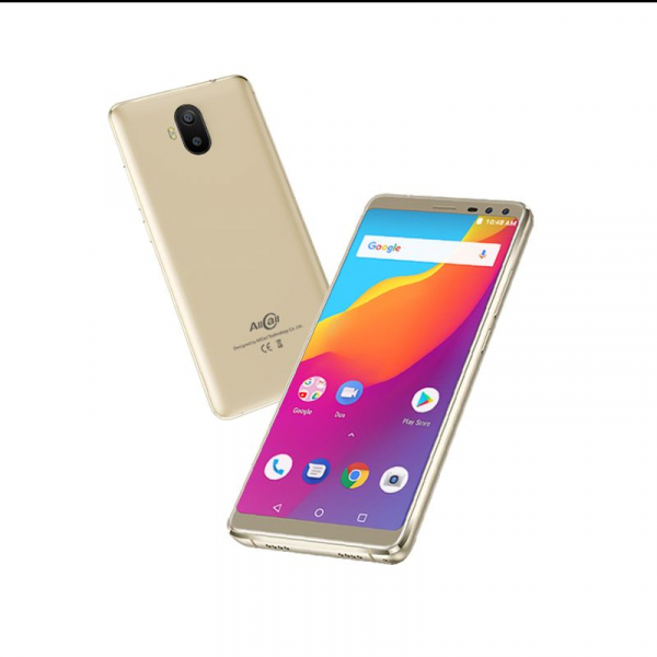 Telefon mobil Allcall S1 3G, Android 8.1, 2GB RAM 16GB ROM, Quad Core, 5.5 inch, 4 Camere, DualSim 2
