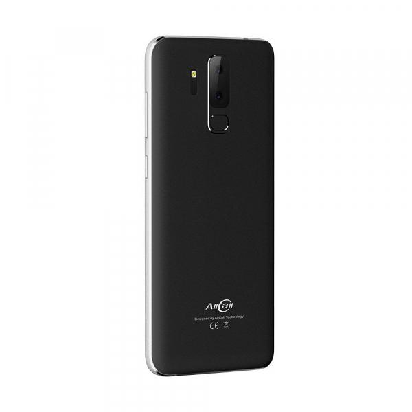 Telefon mobil Allcall S5500, 3G, IPS 5.99inch, Android 8.1, MTK6580M QuadCore, 2GB RAM, 16GB ROM, 5500mAh, Dual SIM 3
