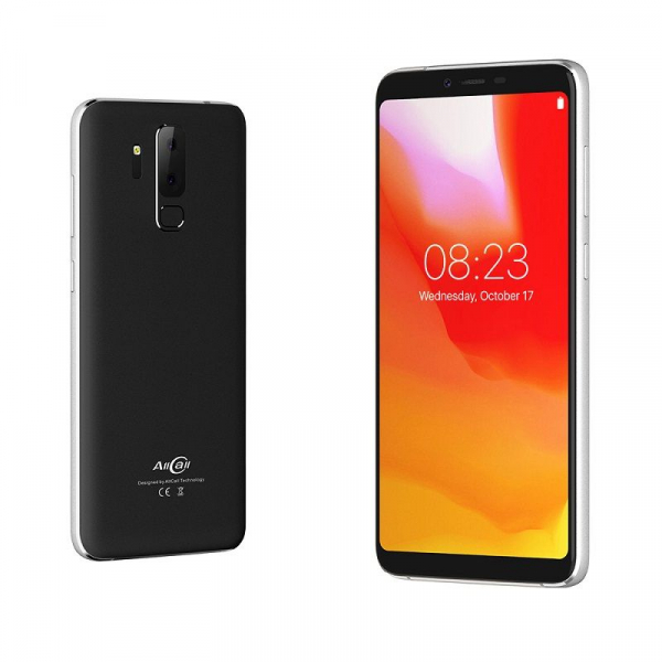 Telefon mobil Allcall S5500, 3G, IPS 5.99inch, Android 8.1, MTK6580M QuadCore, 2GB RAM, 16GB ROM, 5500mAh, Dual SIM 8