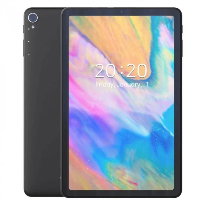 Tableta Alldocube iPlay 40 Negru, 4G, IPS 10.4 , Android 10, 8GB RAM LPDDR4, 128GB ROM, Unisoc Tiger T618 OctaCore, 6000mAh, Dual SIM imagine dualstore.ro 2021