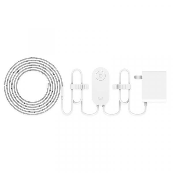 Banda LED Xiaomi Yeelight Smart Home, Control prin WiFi, Waterproof IP66, Lumina ajustabila, RGB, 16 milioane de culori 3