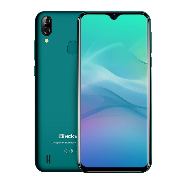 Telefon mobil Blackview A60 Pro, MTK6761 Quad Core, Android 9.0, 4080mAh, 3GB RAM, 16GB ROM, 6.09 inch Waterdrop Screen, Face ID, 4G imagine dualstore.ro 2021