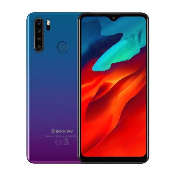 Telefon mobil Blackview A80 Pro, IPS 6.49inch, 4GB RAM, 64GB ROM, Android 9.0, Helio P25, ARM Mali T-880 MP2, 4680mAh, Dual SIM imagine dualstore.ro 2021