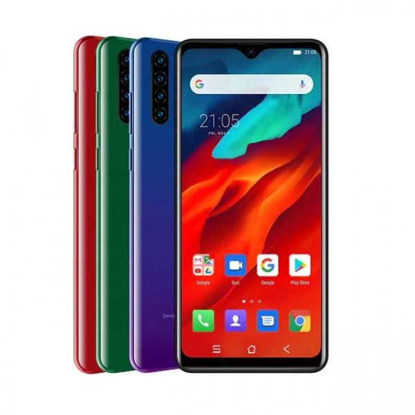 Telefon mobil Blackview A80 Pro, IPS 6.49inch, 4GB RAM, 64GB ROM, Android 9.0, Helio P25, ARM Mali T-880 MP2, 4680mAh, Dual SIM 0