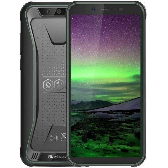 Telefon mobil Blackview BV5500 Pro, 4G, Android 9.0, 3GB RAM, 16GB ROM, Dual SIM, QuadCore, Rezistent la apa 3