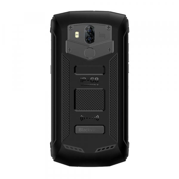 "Telefon mobil Blackview BV5800 Pro, 4G, 5.5"" HD+, MT6739 QuadCore, 5580mAh, Incarcare wireless, 2GB RAM, 16GB ROM, NFC, Dual SIM 5"