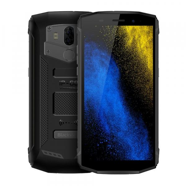 "Telefon mobil Blackview BV5800 Pro, 4G, 5.5"" HD+, MT6739 QuadCore, 5580mAh, Incarcare wireless, 2GB RAM, 16GB ROM, NFC, Dual SIM 4"