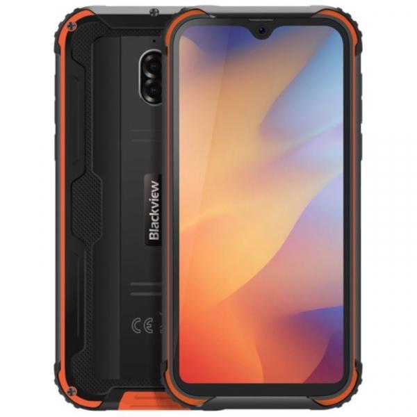Telefon mobil Blackview BV5900, 3 GB RAM, 32 GB ROM, Android 9.0, MediaTek Helio A22, Quad-Core, 5.7 inch, 5580 mAh, Dual Sim 6