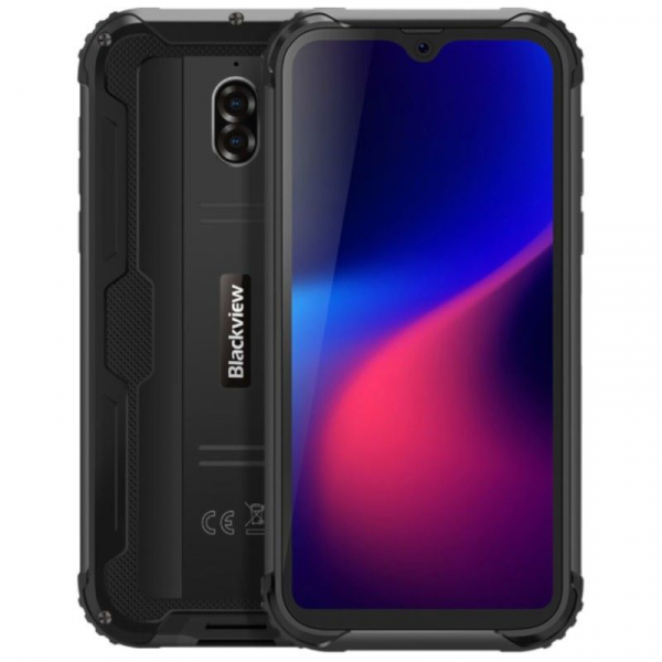 Telefon mobil Blackview BV5900, 3 GB RAM, 32 GB ROM, Android 9.0, MediaTek Helio A22, Quad-Core, 5.7 inch, 5580 mAh, Dual Sim imagine dualstore.ro 2021