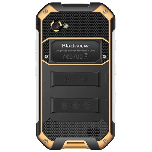 Telefon mobil Blackview BV6000S, Waterproof IP68, MT6737T QuadCore, Android 6.0, 2GB RAM, 16GB ROM, 4.7inch, 4500mAh, Dual SIM 5