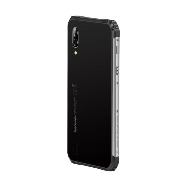 Telefon mobil Blackview BV6100, IPS 6.88inch, 3GB RAM, 16GB ROM, Android 9.0, Helio A22, PowerVR GE8300, Quad Core, 5580mAh, Dual Sim 6