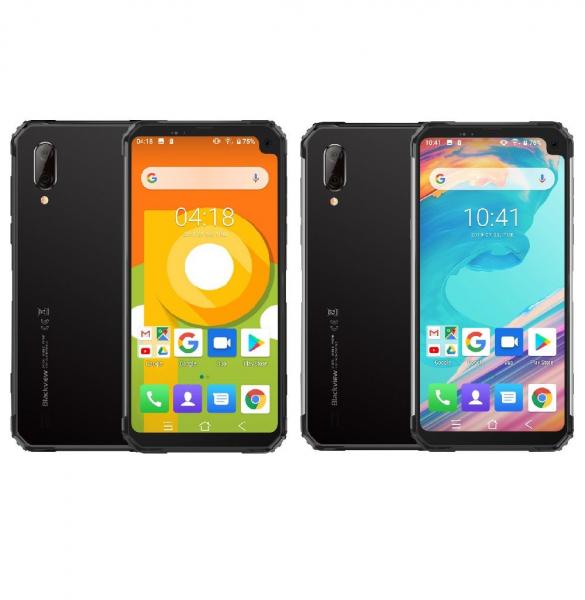 Telefon mobil Blackview BV6100, IPS 6.88inch, 3GB RAM, 16GB ROM, Android 9.0, Helio A22, PowerVR GE8300, Quad Core, 5580mAh, Dual Sim 0