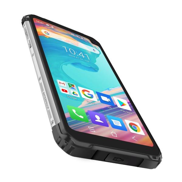 Telefon mobil Blackview BV6100, IPS 6.88inch, 3GB RAM, 16GB ROM, Android 9.0, Helio A22, PowerVR GE8300, Quad Core, 5580mAh, Dual Sim 5