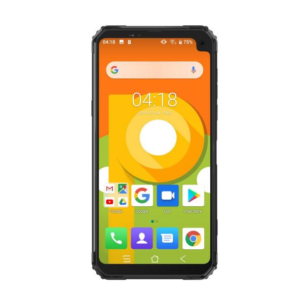 Telefon mobil Blackview BV6100, IPS 6.88inch, 3GB RAM, 16GB ROM, Android 9.0, Helio A22, PowerVR GE8300, Quad Core, 5580mAh, Dual Sim 2
