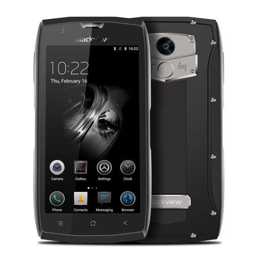Telefon mobil Blackview BV7000, 4G, Waterproof IP68, MT6737T QuadCore, 2GB RAM, 16GB ROM, 5 inch FHD, NFC, Dual SIM 6