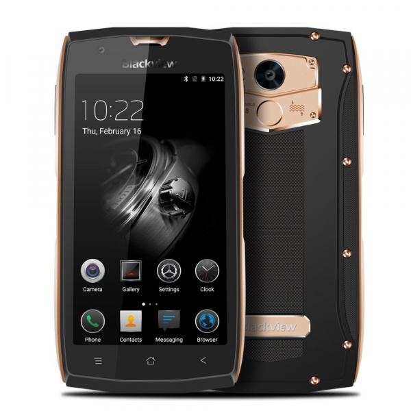Telefon mobil Blackview BV7000, 4G, Waterproof IP68, MT6737T QuadCore, 2GB RAM, 16GB ROM, 5 inch FHD, NFC, Dual SIM 2