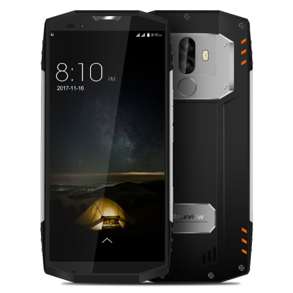 Telefon mobil Blackview BV9000, 4G, Helio P25 OctaCore, 4GB RAM, 64GB ROM, 5.7 inch, Waterproof IP68, NFC, 4180mAh, Dual SIM 1