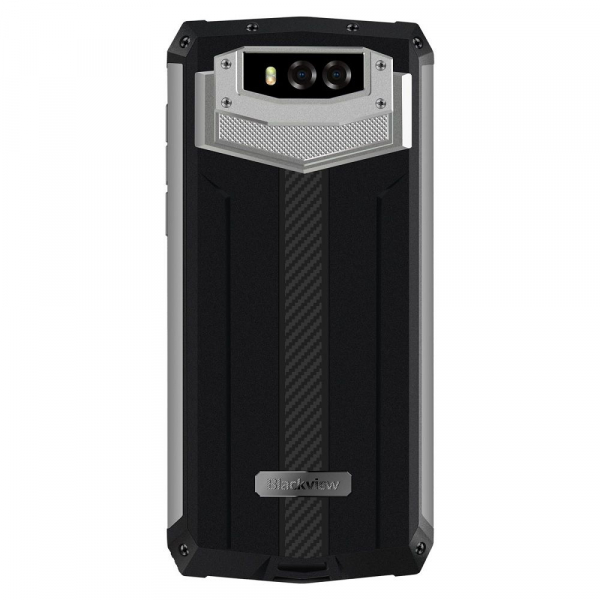 Telefon mobil Blackview BV9100, 4GB RAM, 64GB ROM, Android 9.0, MediaTek Helio P35, PowerVR GE8320, Octa-Core, 6.3 inch, 13000 mAh, Dual Sim 8