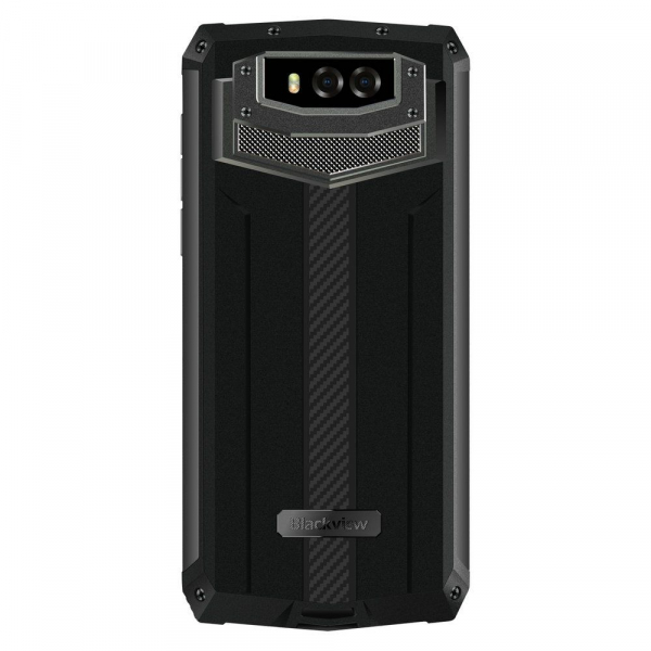 Telefon mobil Blackview BV9100, 4GB RAM, 64GB ROM, Android 9.0, MediaTek Helio P35, PowerVR GE8320, Octa-Core, 6.3 inch, 13000 mAh, Dual Sim 4