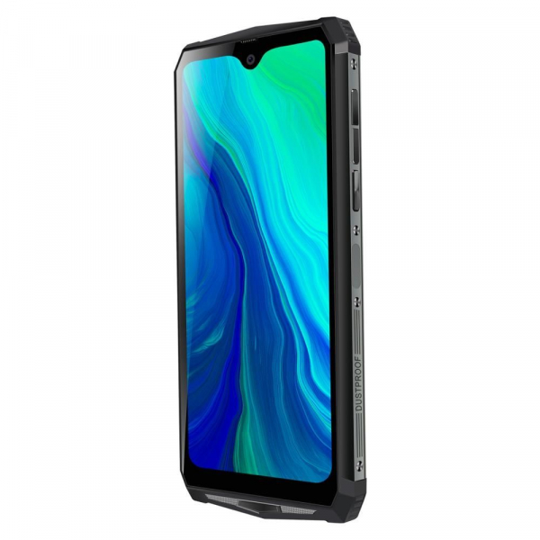 Telefon mobil Blackview BV9100, 4GB RAM, 64GB ROM, Android 9.0, MediaTek Helio P35, PowerVR GE8320, Octa-Core, 6.3 inch, 13000 mAh, Dual Sim 3