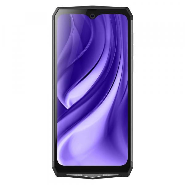 Telefon mobil Blackview BV9100, 4GB RAM, 64GB ROM, Android 9.0, MediaTek Helio P35, PowerVR GE8320, Octa-Core, 6.3 inch, 13000 mAh, Dual Sim 6