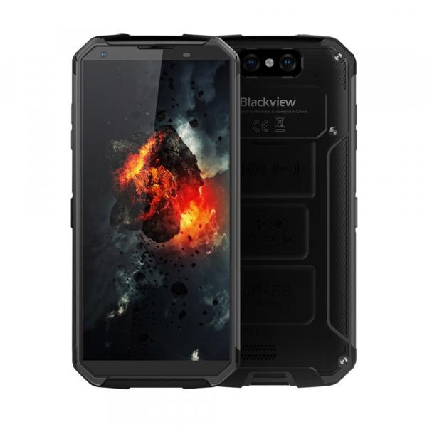 Telefon mobil Blackview BV9500, IPS 5.7inch, Android 8.1, 4GB RAM, 64GB ROM, MT6763T OctaCore, 10000mAh, Rezistent la apa 2