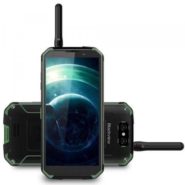 Telefon mobil Blackview BV9500 Pro 6/128 Verde Resigilat 0