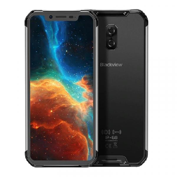 Telefon mobil Blackview BV9600,AMOLED 6.21inch, 4GB RAM, 64GB ROM, Android 9.0, Helio P70, ARM Mali-G72 , OctaCore, 5580mAh, Dual Sim 1