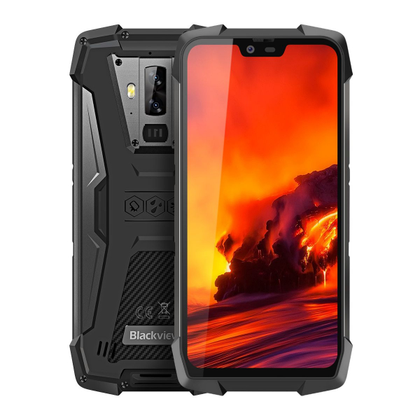 Telefon mobil Blackview BV9700 Pro, IPS 5.84inch, 6GB RAM, 128GB ROM, Android 9.0, Helio-P70 OctaCore, 4380mAh, Dual SIM 1