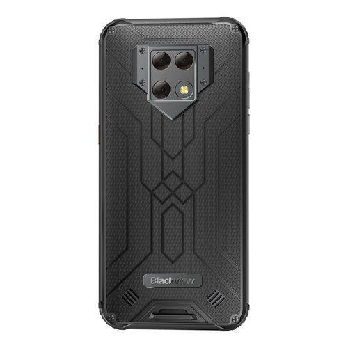 Telefon mobil Blackview BV9800, IPS 6.3inch, 6GB RAM, 128GB ROM, Android 9.0, Helio P70, Mali-G72 MP3, Dual SIM, Octa Core, 6580mAh 5