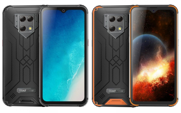 Telefon mobil Blackview BV9800, IPS 6.3inch, 6GB RAM, 128GB ROM, Android 9.0, Helio P70, Mali-G72 MP3, Dual SIM, Octa Core, 6580mAh 0