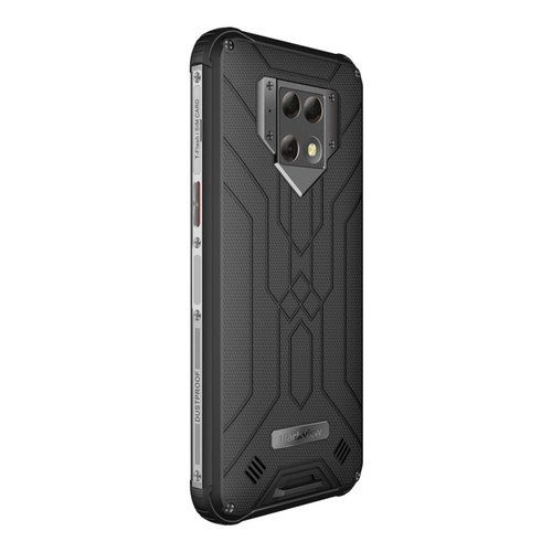 Telefon mobil Blackview BV9800, IPS 6.3inch, 6GB RAM, 128GB ROM, Android 9.0, Helio P70, Mali-G72 MP3, Dual SIM, Octa Core, 6580mAh 4