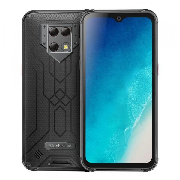 Telefon mobil Blackview BV9800, IPS 6.3inch, 6GB RAM, 128GB ROM, Android 9.0, Helio P70, Mali-G72 MP3, Dual SIM, Octa Core, 6580mAh 1