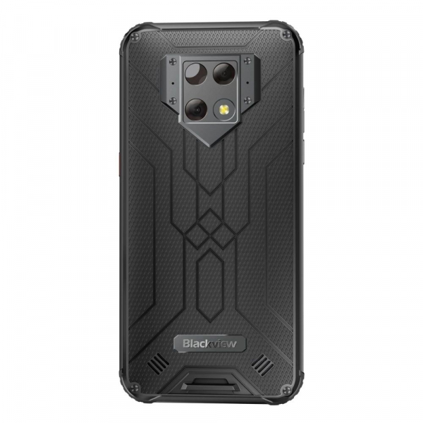 Telefon mobil Blackview BV9800 Pro, Android 9.0, 6GB RAM, 128GB ROM, 6.3IPS, Helio P70, Octa Core, NFC, Camera termica, 6580mAh 5