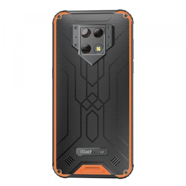 Telefon mobil Blackview BV9800 Pro, Android 9.0, 6GB RAM, 128GB ROM, 6.3IPS, Helio P70, Octa Core, NFC, Camera termica, 6580mAh 8