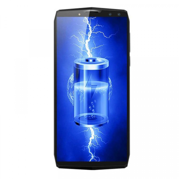 Telefon mobil Blackview P10000 Pro 4G, Android 7.1, 6.0 inch, 4GB RAM 64GB ROM, Helio P23 Octa Core, Face ID, 4 Camere, DualSim 4