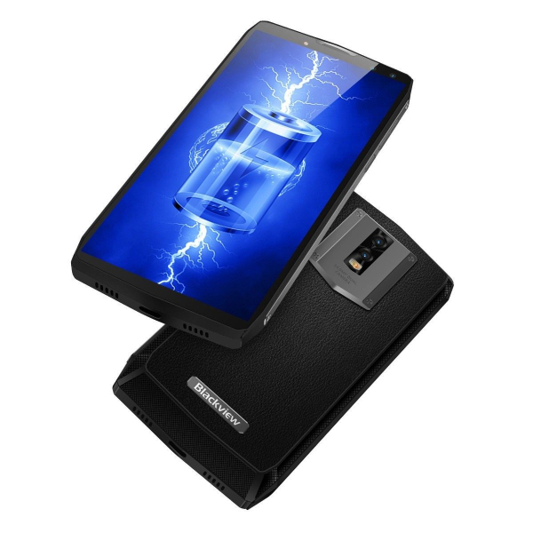Telefon mobil Blackview P10000 Pro 4G, Android 7.1, 6.0 inch, 4GB RAM 64GB ROM, Helio P23 Octa Core, Face ID, 4 Camere, DualSim 3