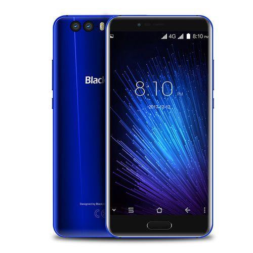 """Telefon mobil Blackview P6000, 4G, Android 7.1, 5.5"""" FHD, Helio P25, 6GB RAM, 64GB ROM, Face ID, 6180mAh, 21.0MP, Dual SIM 6"""
