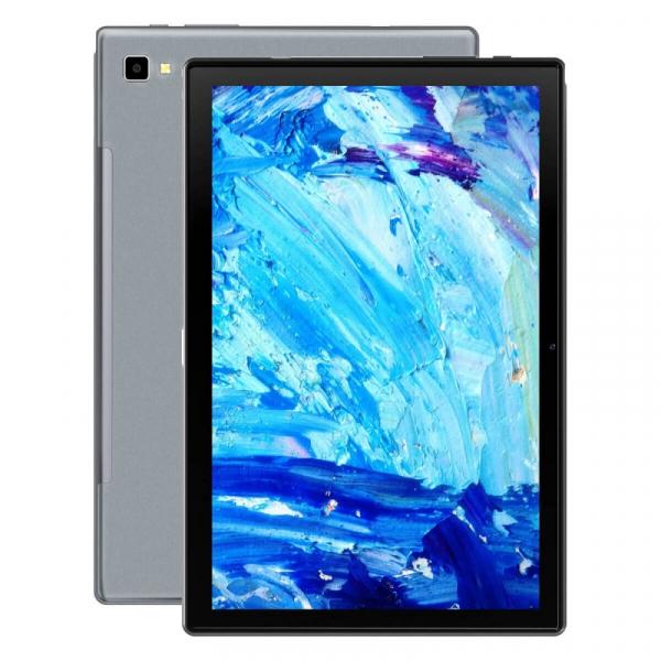 Tableta Blackview Tab 8E Gri, WiFi, IPS 10.1 FHD+, Android 10, 3GB RAM LPDDR4X, 32GB ROM, OctaCore, 13MP, Face ID, 6580mAh