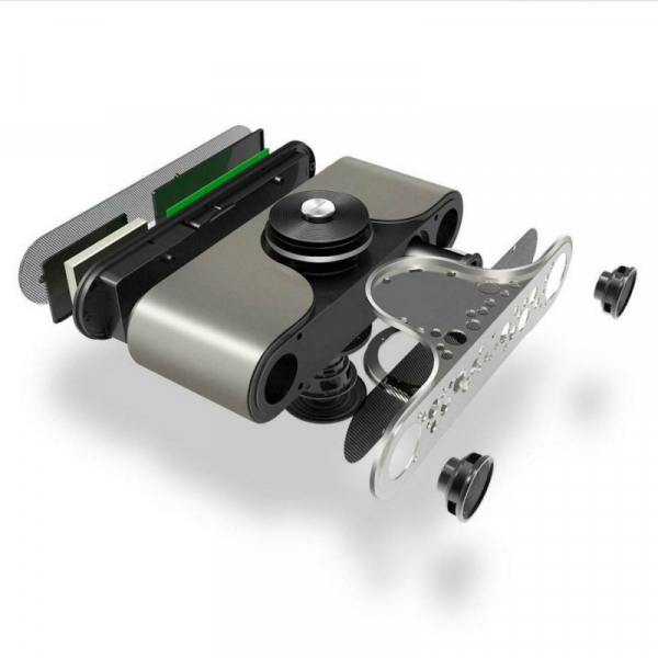Boxa portabila Bluedio TS3 Negru, Sistem 2.1, Wireless, Bluetooth, Slot memorie, Aux, Microfon incorporat 3