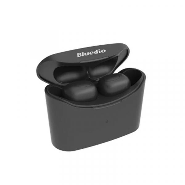 Casti wireless Bluedio T-elf Mini Air Pod TWS, Bluetooth 5.0, Sport imagine