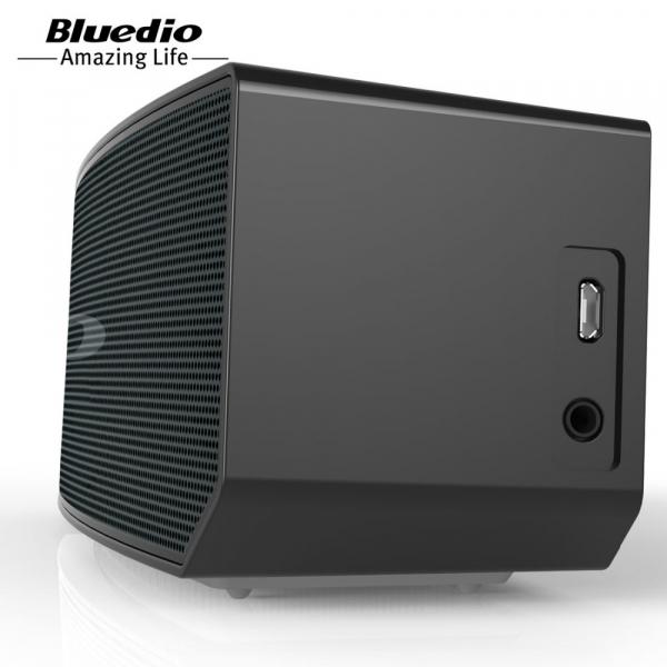 Boxa Portabila Bluedio BS-5, Bluetooth, Wireless, Sunet Stereo 3D, Aux, Anularea zgomotului de fond 5
